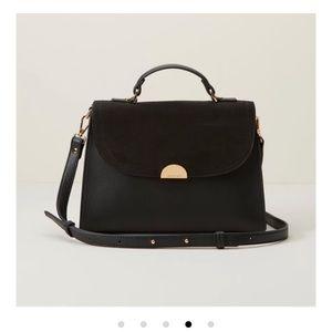 Love & lore Starchel cross body black purse